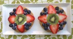 Paleo Fruit Tarts