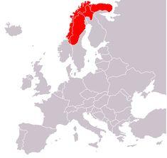 Sapmi/Sameland/Lappland in Europe (where the Sami people live) Norway Sweden Finland, Denmark, Best Honeymoon Destinations, British Wedding, Lappland, Europe Travel Guide, Countries Of The World, Pilgrimage, World War Ii