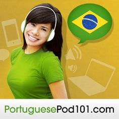 Learn Portuguese with PortuguesePod101.com - The Fastest, Easiest and Most Fun Way to Learn Portuguese. :) Start speaking Portuguese in minutes with Audio an...