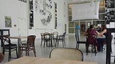 Café Jedna in Praha, Hlavní město Praha Prague, Conference Room, Culture, Table, Furniture, Home Decor, Decoration Home, Room Decor, Tables
