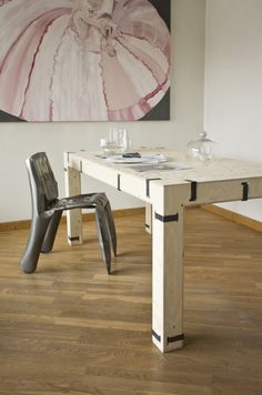 #pakiet collection designeb by oskar zieta #wood  #design #diy #fun  #chippensteel