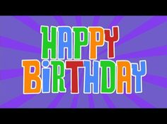 Happy Birthday To You | Yancy Help celebrate your kids' birthdays with this rocking' version of the classic birthday song by Yancy! #kidmin