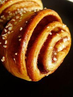 Cinnamon buns or Korvapuusti in Finnish - make sure to try these in Helsinki. They are so easy to make so bake them at home and the smell of cinnamon and cardamon will take you right back to your holiday.