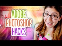 Photoshop Hacks // Tips and Tricks for Using Photoshop Better!