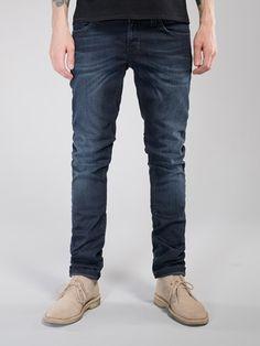 Long John Deep Abyss - Nudie Jeans Online Shop