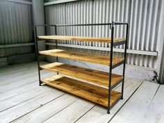 Shelving, Furniture, Home Decor, Creema, Google, Carpentry, Wood, Articles, Licence Plates