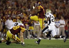 I would love to see a USC football game in the future!