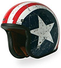 Vintage motorcycle helmets also refer to old-fashioned helmets, which were worn in the past. These helmets seem to have a strong historical connotation