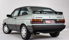 VW Gol GTS 1.8 1988