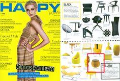 Happy magazine, May 2013