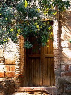 Secluded Doorways