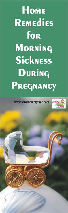 How can I stop morning sickness in early pregnancy? Read the Full Article... #babymommytime