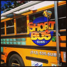 Short Bus Subs in Austin- very tasty sub! Highly recommend it