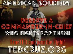 "#TrusTED #TedCruz2016 #VetsForTed #WeThePeople ""So God Made a Patriot"", narrated by Fred Thompson"