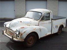 1960 Morris Minor Pickup, In need of a little TLC!!!!!.