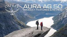 Osprey Aura AG 50 2018   GEAR REVIEW