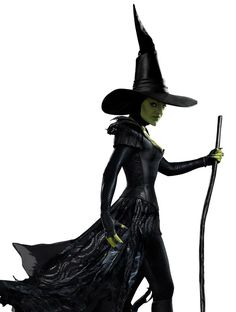 Mila Kunis as the Wicked Witch of the West (a.k.a.Theodora) in Oz The Great and Powerful (2013)
