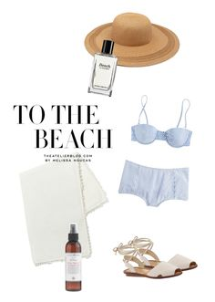 To the Beach || The Atelier