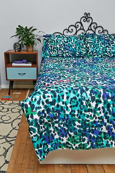 Essenza Boaz Double Duvet Cover Set from #UrbanOutfitters