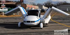 FAA Gives Flying Car Prototype the Go-Ahead as a Light Sport Aircraft