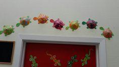 Skildpadder (farvet og lamineret)