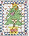 Gráficos de ponto cruz - Natal - - Cintia Caldas - Picasa Albums Web