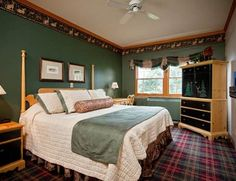 mission style homes   ... Beauty Mission Style Bedroom Furniture   Better Home and Garden
