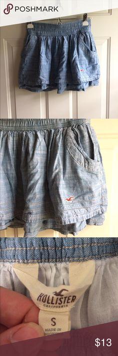 Small Hollister Skirt Small Hollister Skirt. Smoke free home Hollister Skirts Mini