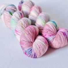 GarnStories hand dyed yarn