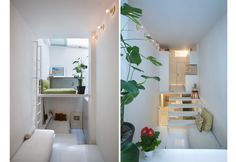 In Madrid, a micro home takes advantage of vertical space to displace the spaces and functions. ... A ' house of only 21 square meters distributed space to live and work in vertical .