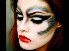 Výsledek obrázku pro fallen angel make up