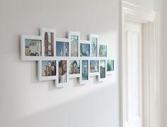 multi cadre zone maison organisation pinterest zone maison organisation et cadres. Black Bedroom Furniture Sets. Home Design Ideas