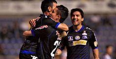 Dorados vence al Pachuca con tremenda goleada