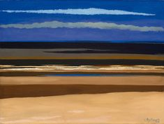 MARINE, Léon Spilliaert (1881-1946) was a Belgian symbolist painter and graphic artist.