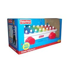 Fisher Price Xylophone Christmas 2014, Classic Toys, Fisher Price, To My Daughter, Triangle, Kids, Young Children, Boys, Children