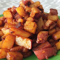 Vegan Spanish Potatoes