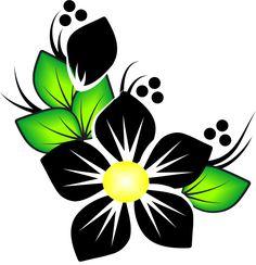 Rock Painting Designs, Paint Designs, Art Drawings Sketches, Easy Drawings, Flower Patterns, Flower Designs, Fabric Painting, Watercolor Paintings, Beadwork Designs
