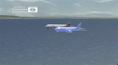 Asiana Airlines Crash in SFO animation