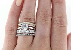 Blog - How to Stack Your Wedding Bands