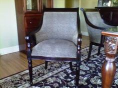 Just saw this chair exactly in a 60s Marilyn Monroe film, $100/chair