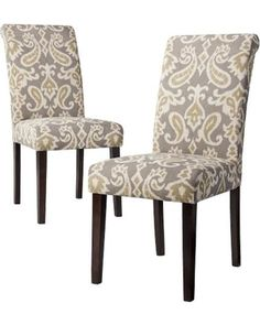Skyline Furniture Avington Print Accent Dining Chair