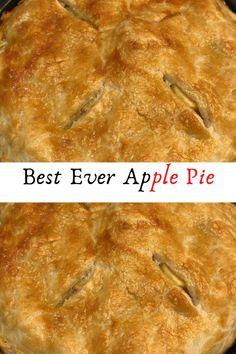 Best Ever Apple Pie #Best #Ever #Apple #Pie