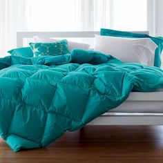 St. Tropez® Solid Lightweight Down Comforter / Duvet | The Company Store