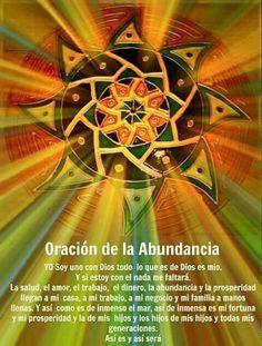 Oracion de la abundancia