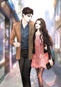 Anime Couples Drawings, Anime Couples Manga, Anime Poses, Chica Anime Manga, Anime Couple Kiss, Manga Couple, Couple Cartoon, Romantic Anime Couples, Romantic Manga