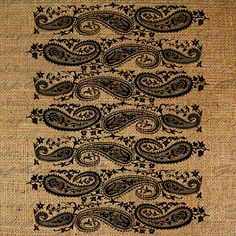 . Doodle Designs, Paisley Pattern, Collage Sheet, Digital Collage, Tea Towels, Henna, Burlap, Bohemian Rug, Doodles