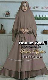 Baju Pesta Muslimah Hanum Syar'i Dress (ready stock and made by order) Niqab, Roberto Cavalli, I Dress, Muslim, Dresses, Fashion, Vestidos, Moda, Fashion Styles
