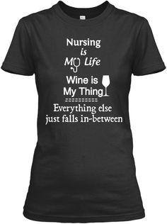 Limited Edition Nursing Tee Shirt