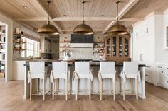 JCD Custom Home Design, designed this European cottage style home located in Midway, a city in northwestern Wasatch County, Utah. How To Clean Furniture, Kitchen Furniture, Kitchen Decor, Kitchen Design, Furniture Design, Furniture Cleaning, Furniture Movers, Kitchen Ideas, Custom Home Designs