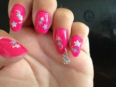 Trying to find something to add a little more dimension to your nails? Have you ever tried piecing your nails? Yes - nail piercings are a top thing now! Nail Piercing, Piercings, Nail Jewelry, Jewellery, Nail Blog, Gorgeous Nails, More Cute, Cute Nails, You Nailed It